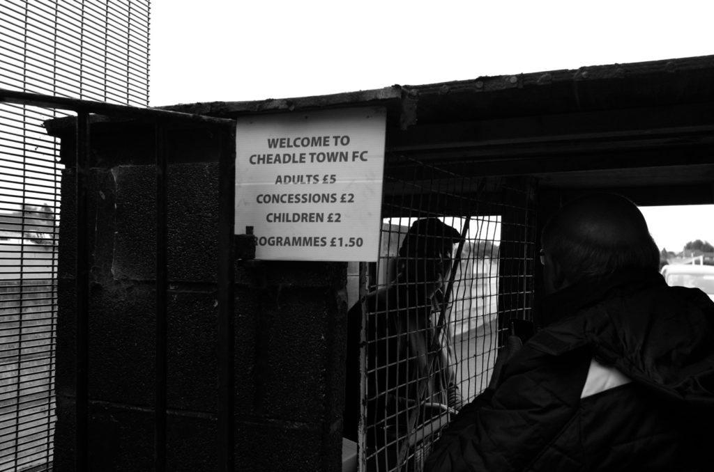 16/8 – 2017, North West Counties Football League Division One, Park Road Stadium,  Cheadle Town – Alsager Town 1 – 2