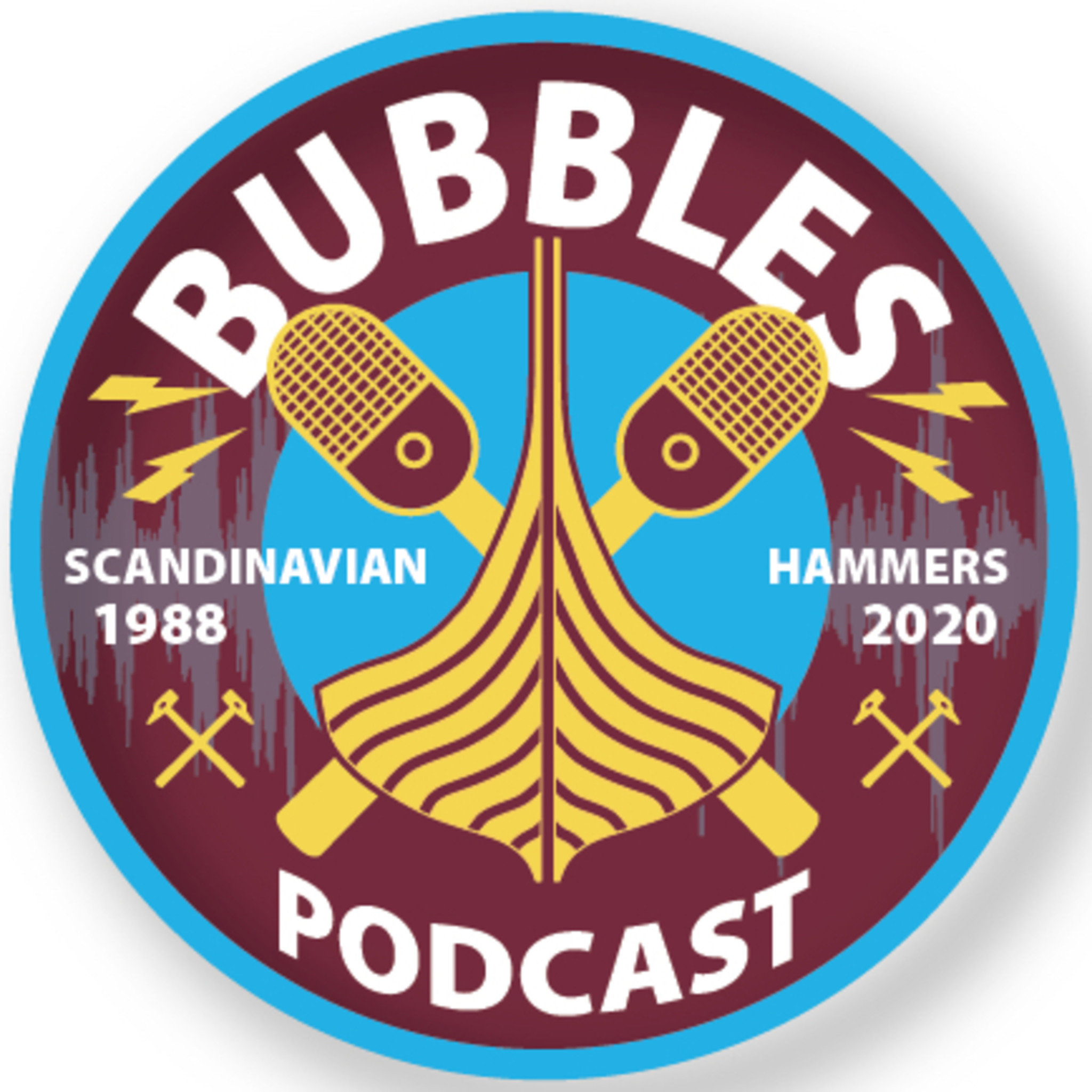 BUBBLES PODCAST
