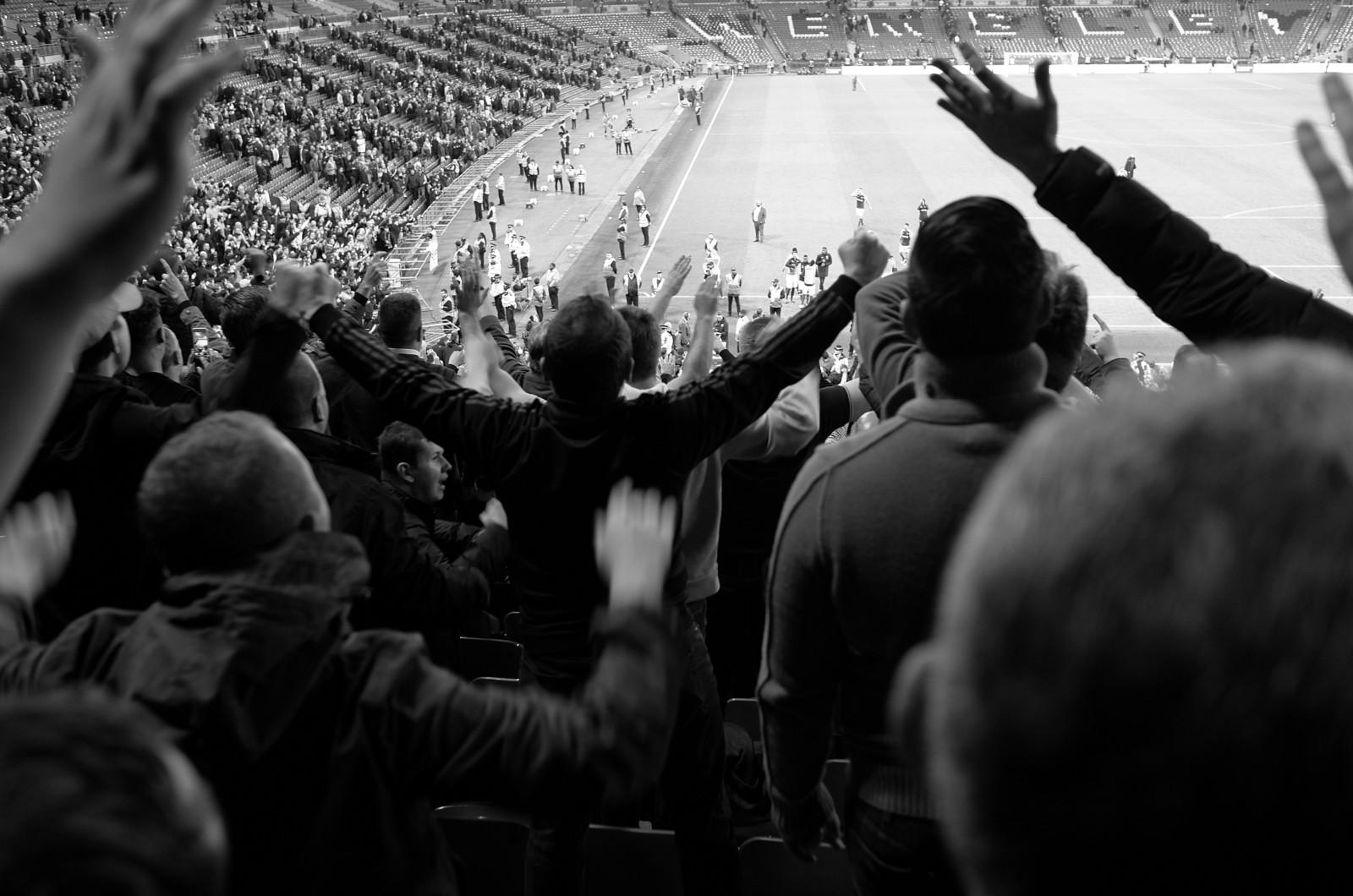 Bilder Ligacup Tottenham – West Ham
