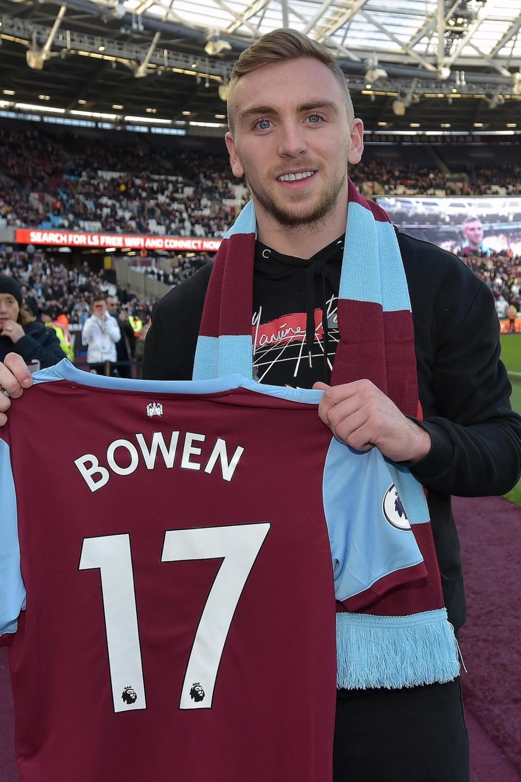 Jarrod Bowen – West Hams nye storscorer?
