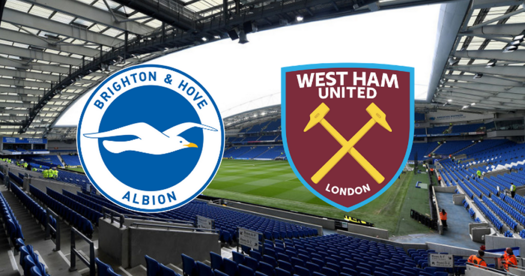 17. aug: Brighton – West Ham