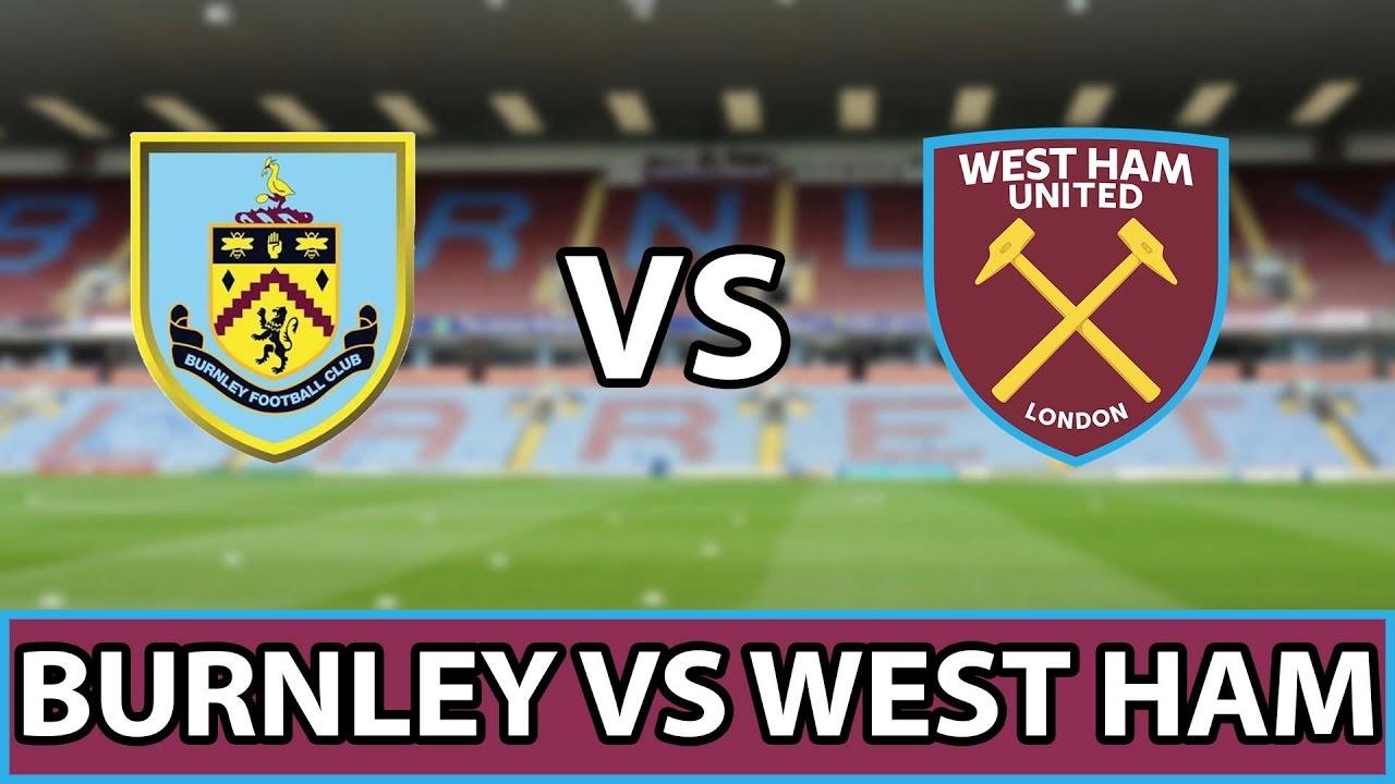 Før kampen 30. des: Burnley – West Ham