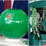 Trekning av 3. runde i Carabao Cup