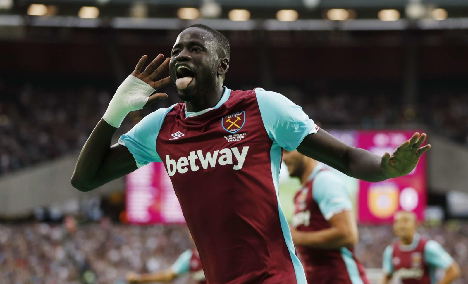 Kouyate forlater West Ham