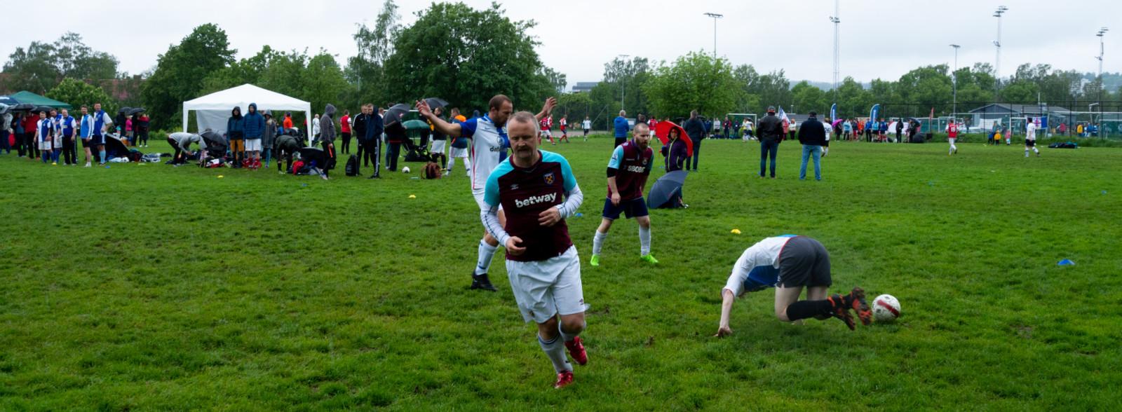 Bilder Supportercup