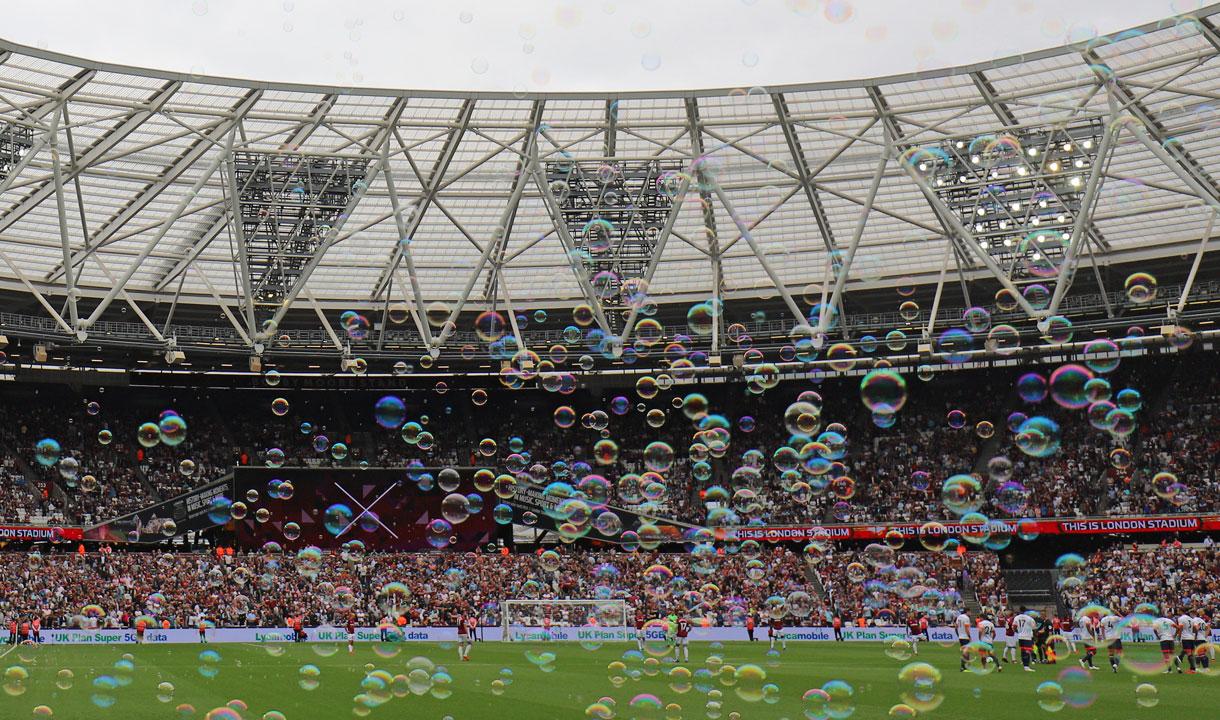 Sesongkort på London stadium 2020/21