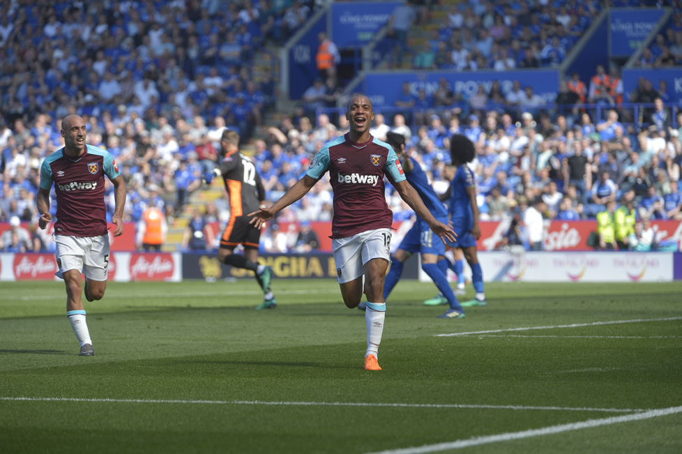 Før kampen 13. mai: West Ham – Everton