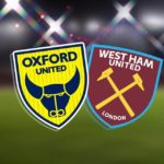 25. sep: Oxford United – West Ham