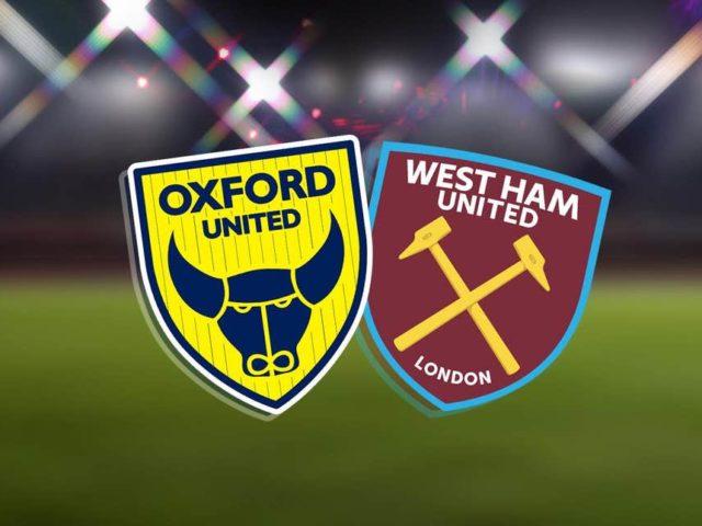25. sep: Oxford United – West Ham
