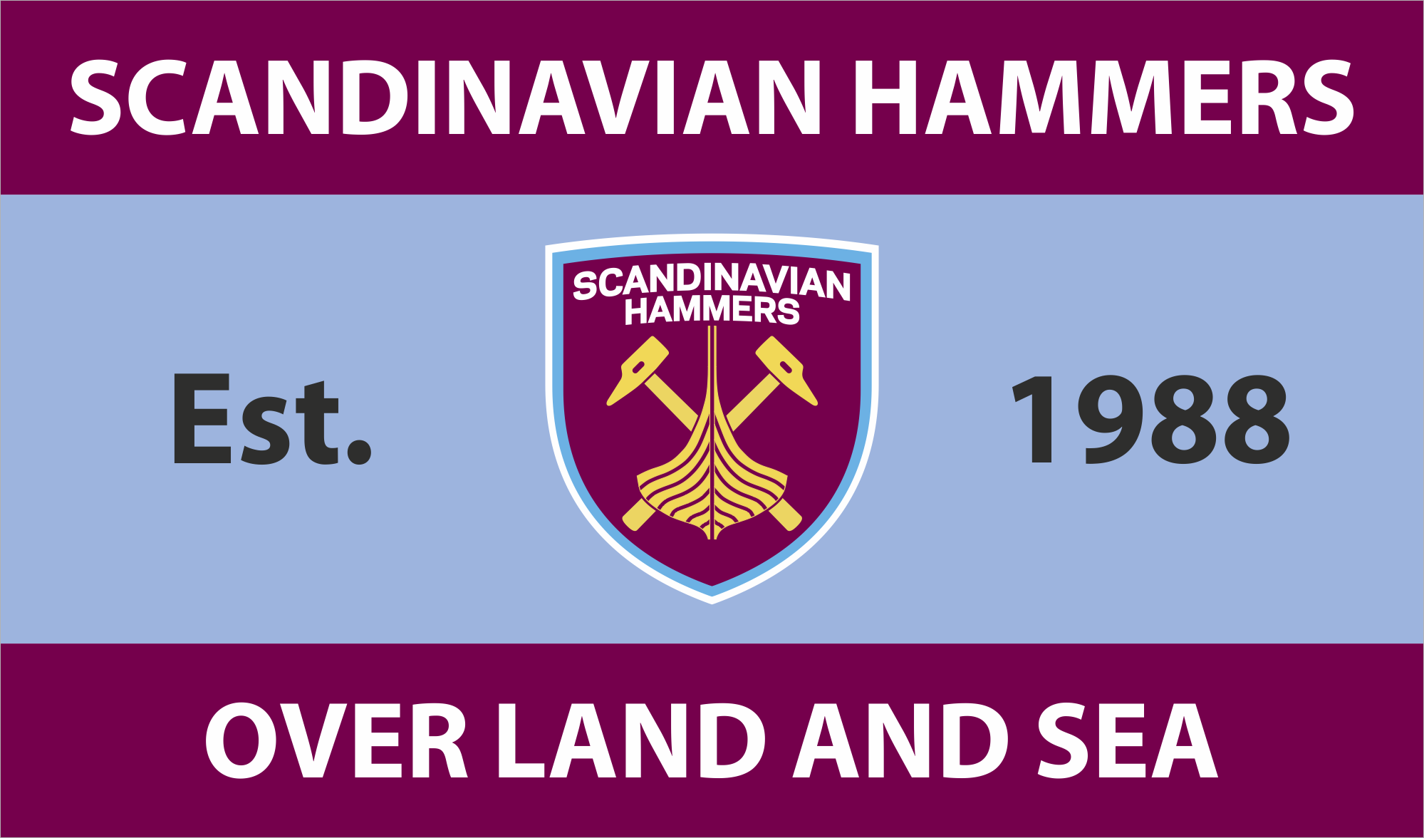 Scandinavian Hammers 30 år