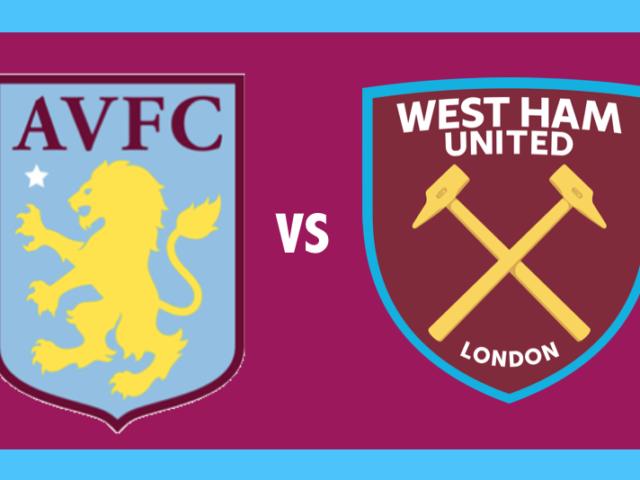 16. sep: Aston Villa – West Ham