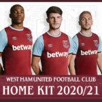 West Ham + Umbro = Sant