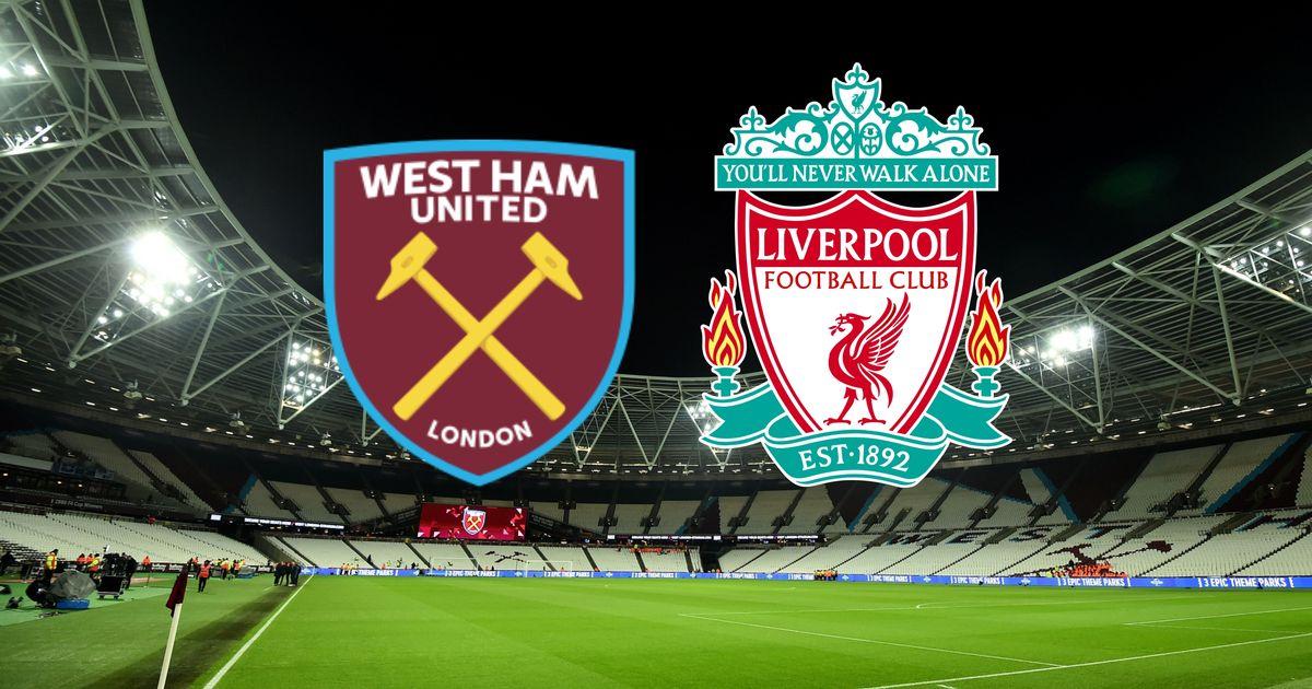 Forhåndsomtale: West Ham – Liverpool