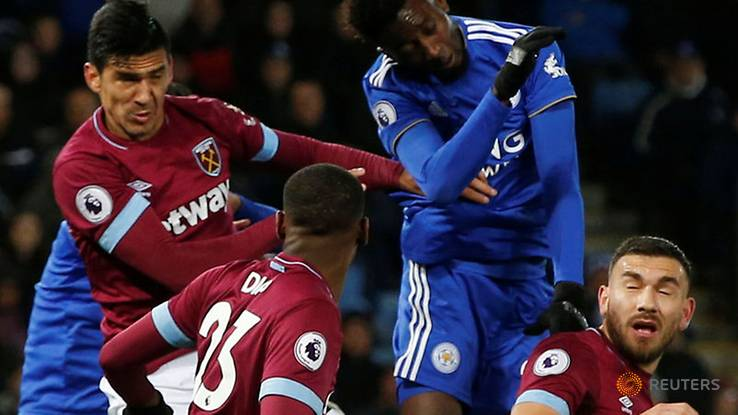 Før kampen 20. april: West Ham – Leicester