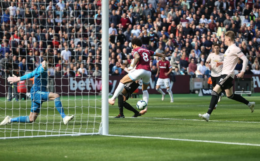 Før kampen 13. april: Manch Utd – West Ham