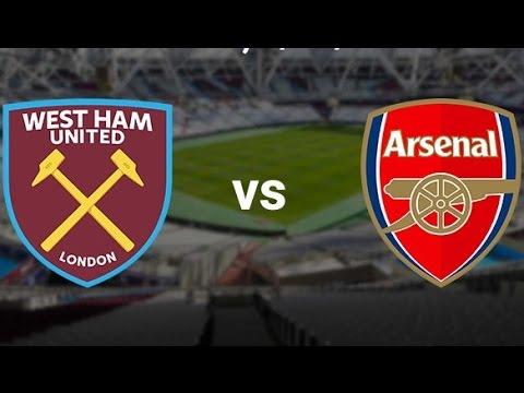 Før kampen 12. jan: West Ham – Arsenal