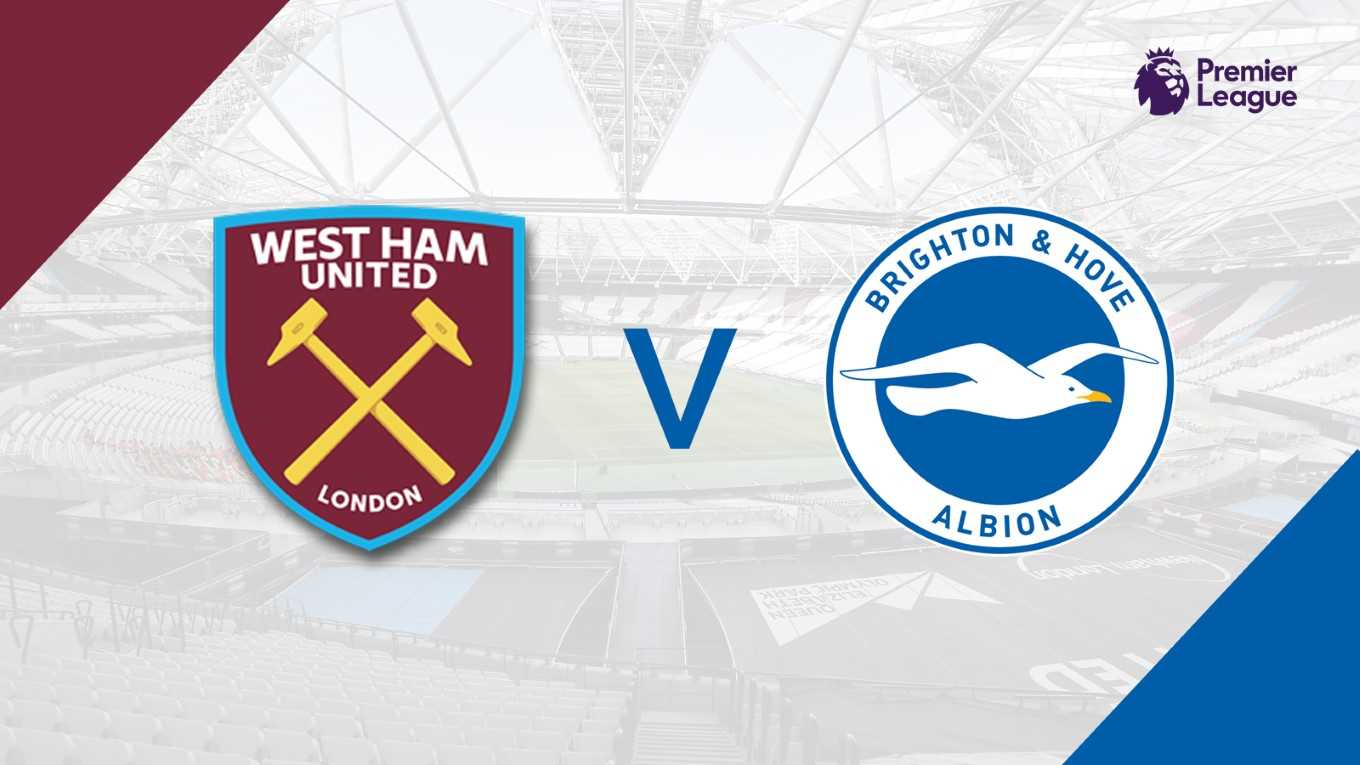 Før kampen 2. jan: West Ham – Brighton