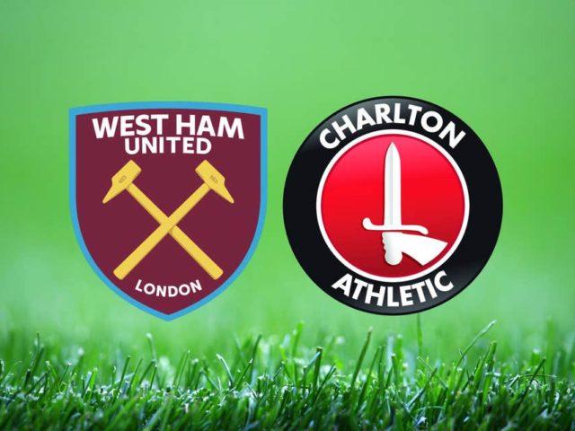 Carabao Cup 2. runde: West Ham – Charlton