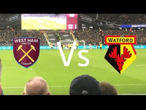 Før kampen 22. des: West Ham – Watford