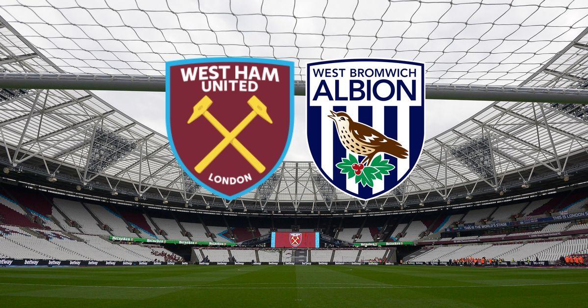 Forhåndsomtale: West Ham – West Bromwich