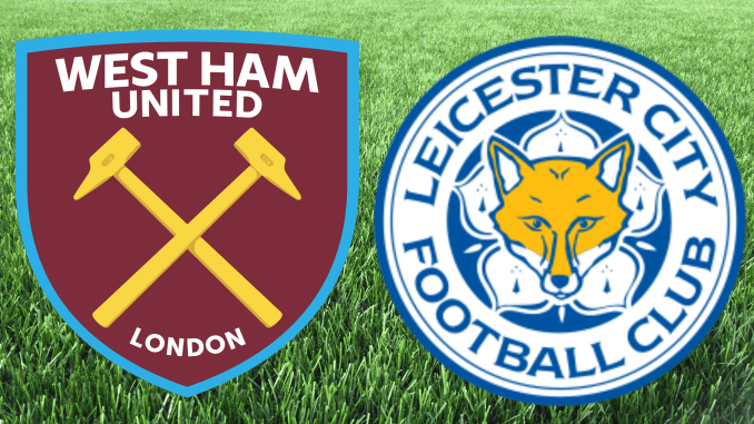 28. des: West Ham – Leicester