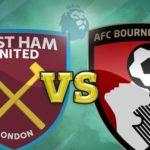 1. jan: West Ham – Bournemouth