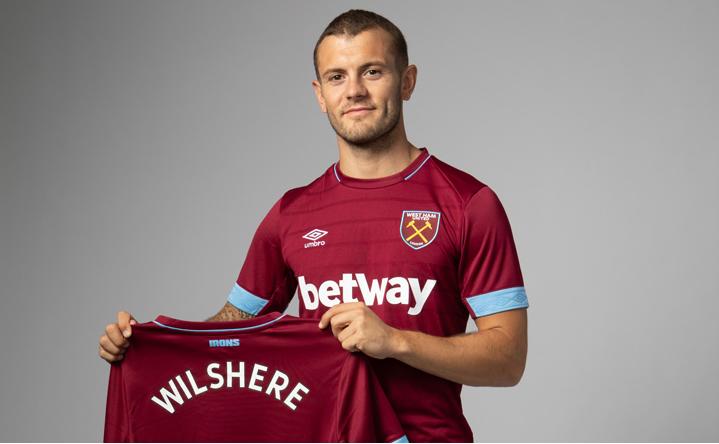 Jack Wilshere er klar for West Ham