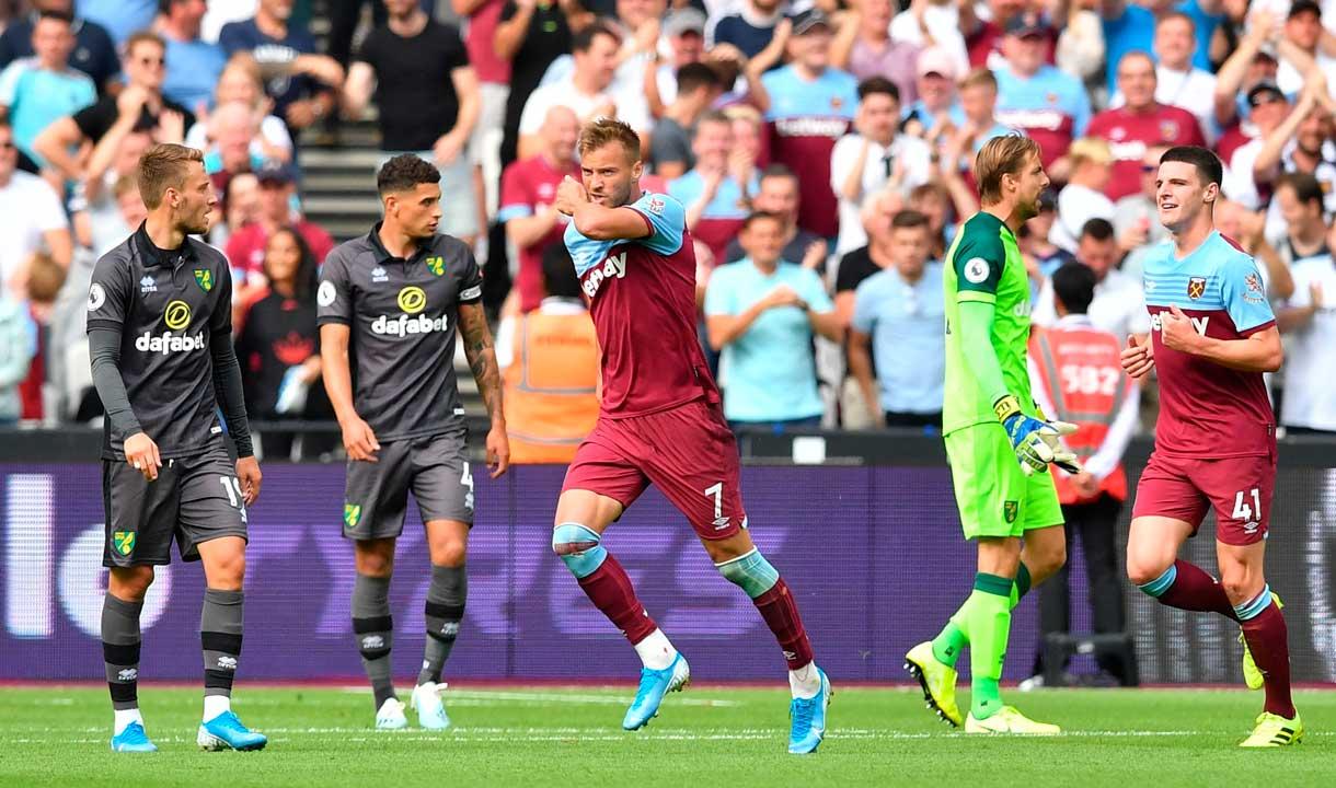 11. juli: Norwich – West Ham, forhåndsomtale