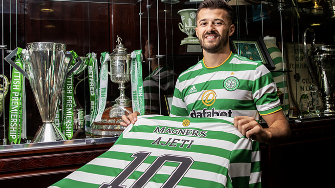 Ajeti til Celtic