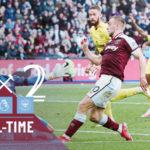 West Ham – Brentford 1-2
