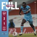 Arsenal – West Ham 2-1