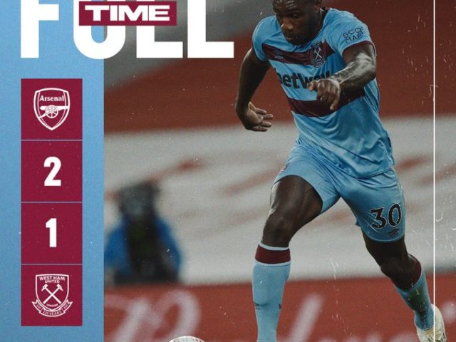 Arsenal – West Ham 2-1