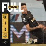 Aston – Villa – West Ham 1-3