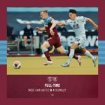 West Ham – Burnley 0-1