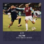Burnley – West Ham 3-0