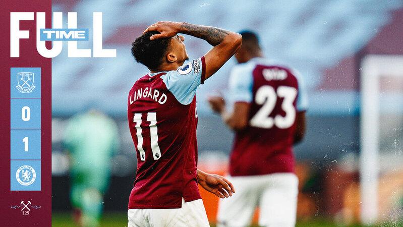 West Ham – Chelsea 0-1