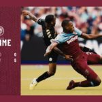 West Ham – Manchester City