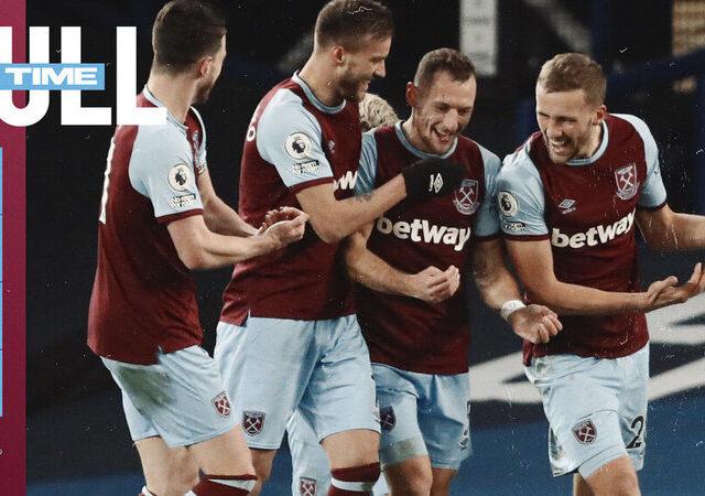 Everton – West Ham 0-1
