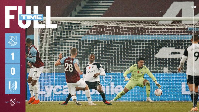 West Ham – Fulham 1-0
