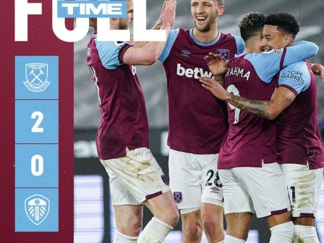 West Ham – Leeds 2-0