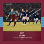 Leicester – West Ham 4-1