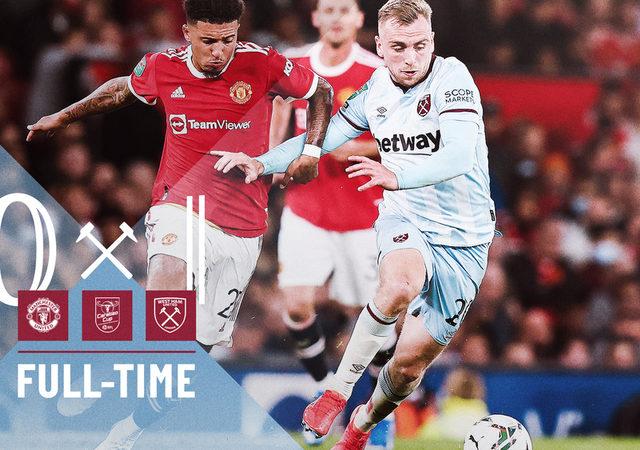 Manchester United – West Ham 0-1