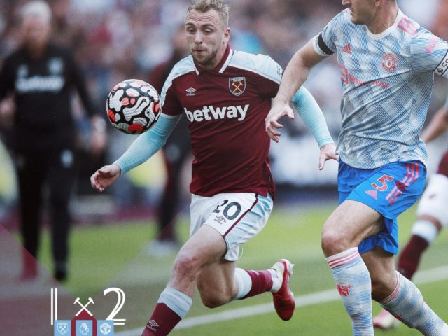 West Ham – Manchester United 1-2