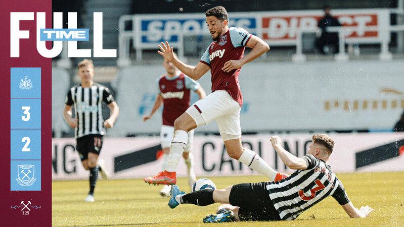 Newcastle- West Ham 3-2