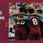 West Ham – Norwich 2-0