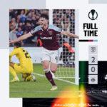 West Ham – Rapid Wien 2-0