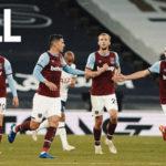 Tottenham – West Ham 3-3