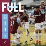 West Ham – Tottenham 2-1