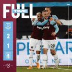 West Ham – Aston Villa 2-1