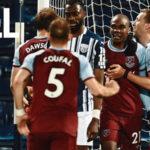 West Bromwich – West Ham 1-3